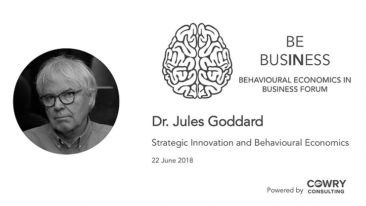 Strategic Innovation and Behavioural Economics