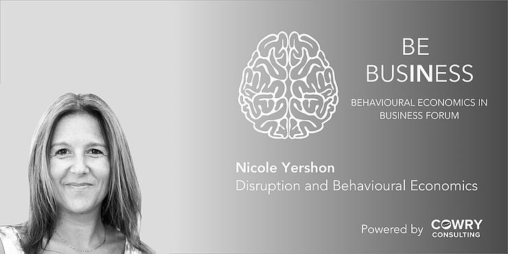 Disruption and Behavioural Economics