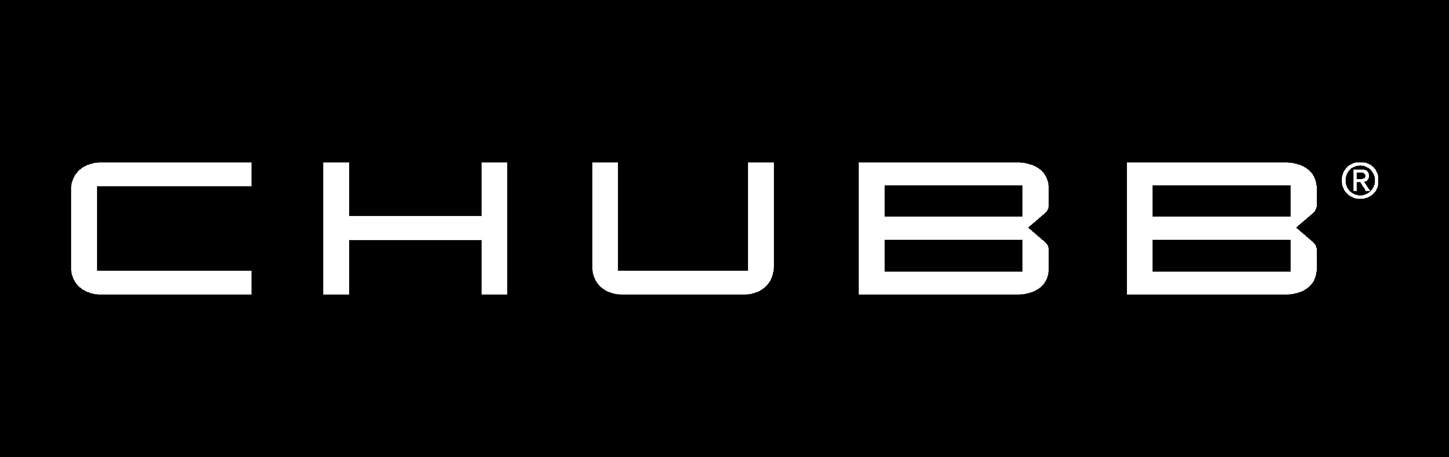 Chubb logo white-4