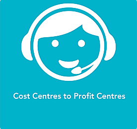 Cost Centres to Profit Centres
