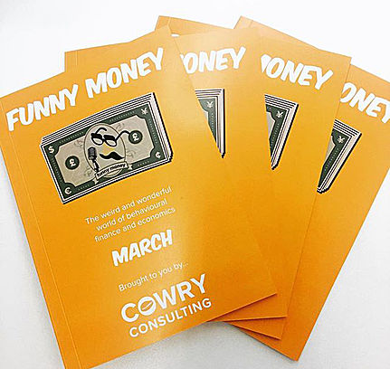 Funny Money is Launched